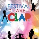 """Todo listo para 1er. Festival """"La Clave de Los Clap"""""""