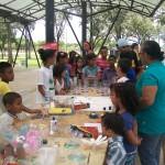 Beneficiamos a más de 400 personas con actividades ecológicas y culturales en el Sur de Valencia