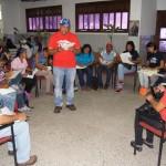 Instalamos en Carabobo Congreso de la Patria  capítulo GMBNBT para defender soberanía