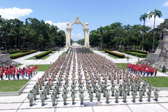Milicia Bolivariana preparada para defensa integral de la Patria