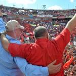 MUD llama a votar por Diosdado Cabello  como Presidente de la República