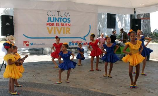 Seguimos impulsando amor por la cultura en los carabobeños