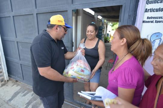 "Atendimos más de 37 mil familias con Plan ""Casa por Casa"" en Carabobo"