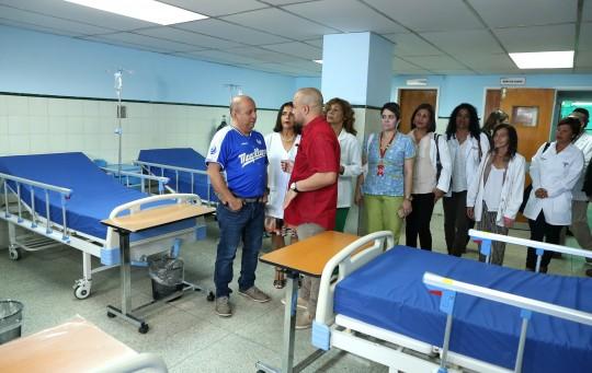 Rehabilitamos ambulatorio de Los Guayos