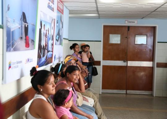 Fortalecemos atención médica con rehabilitación de Ambulatorio Los Guayos