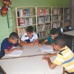 Hemos atendido más de 6 mil niños  en bibliotecas públicas de la región