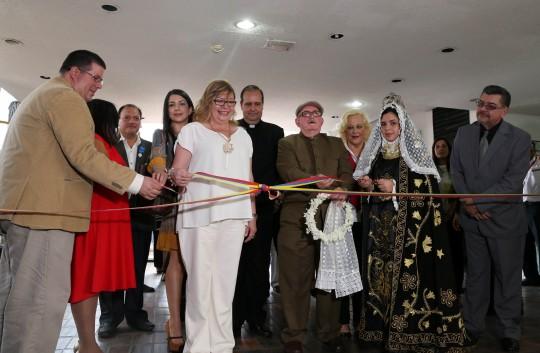 """Inauguramos 2da Bienal de Arte """"Yo soy el Socorro de Valencia"""""""