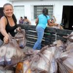Más de 180 mil personas beneficiamos   con Alimentación Casa a Casa en Carabobo