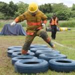 Realizaremos en Carabobo competencia de Destrezas con bomberos de todo el país