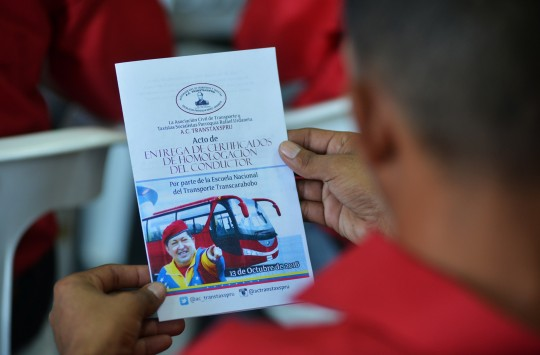 Con Escuela vial de Transcarabobo certificamos 300 transportistas