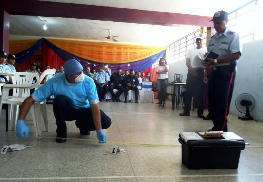 Contamos en PoliCarabobo con 31 oficiales  capacitados en Investigación Penal