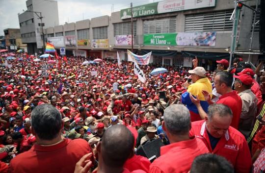 MP debe abrir investigación penal contra  responsables de desvío de marcha opositora