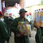 Favorecimos más de 45 mil familias  con despliegue de alimentación en Carabobo