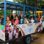 """Carabobeños siguen disfrutando  de """"Ruta Cultural Ecológica"""""""
