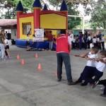 Beneficiamos con toma preventiva  a más de 200 estudiantes en Bejuma