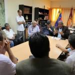 Gracias al diálogo restablecimos este lunes transporte público en Naguanagua y UC