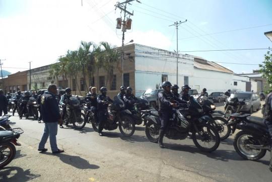 PoliCarabobo se mantiene activo en seis cuadrantes del Libertador