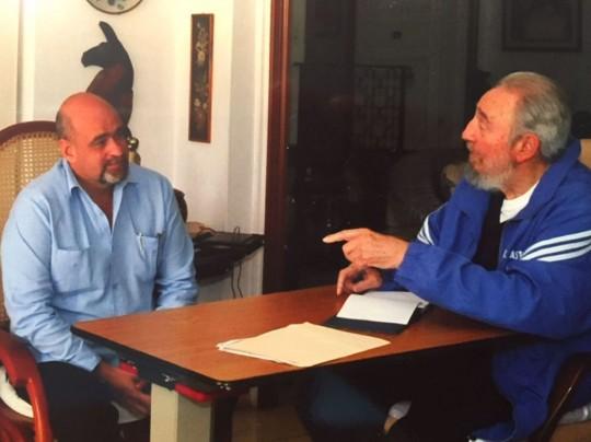 ¡Hasta la Victoria Siempre Comandante Fidel Castro!