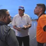 Atendemos situación generada por lluvias en el litoral carabobeño