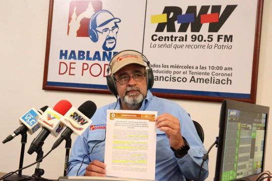 Torrealba y Ocariz están asumiendo posición responsable en el Diálogo