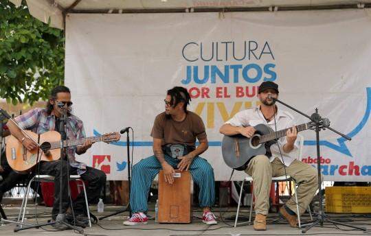Con Festival La Clave de los Clap Desplegamos programación cultural navideña