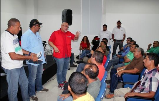 Con beneplácito han recibido en Guacara suministro de trigo regulado a panaderías