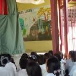 Con herramientas artísticas fortalecemos aprendizaje en escuelas estadales