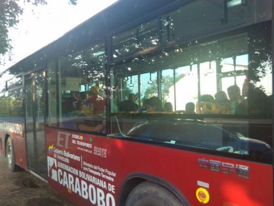 Con TransCarabobo ofrecemos capacitación vial en Operativo Navidades Seguras 2016