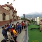 Beneficiamos con Turismo Comunal  a jóvenes de Carlos Arvelo