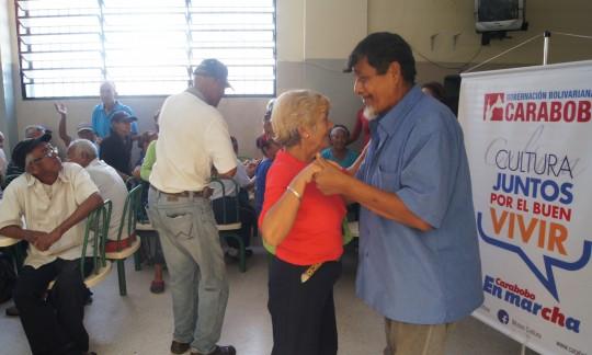 Seguimos brindando atención a los Adultos Mayores en Carabobo