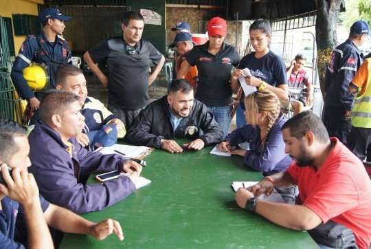 Seguimos atendiendo en Carabobo familias afectadas por intensas lluvias
