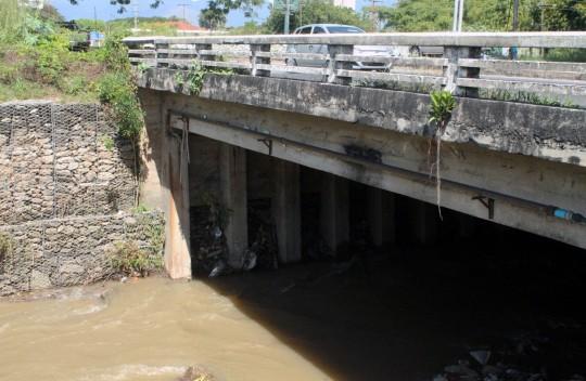 Iniciamos este lunes  rehabilitación del Puente La Hispanidad