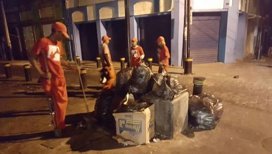 Recolectamos 23 mil toneladas de desechos en fin de año