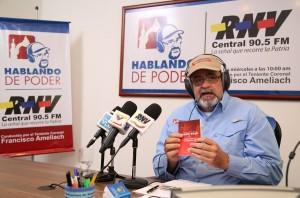 El CNE está obligado a cancelar  a la MUD como partido