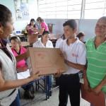 Seguimos entregando Canaimas a estudiantes carabobeños