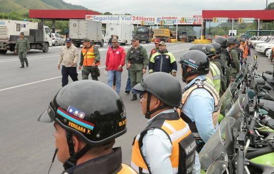 """En Carabobo """"Navidades Seguras 2016""""  logró arrestar más de mil ciudadanos"""