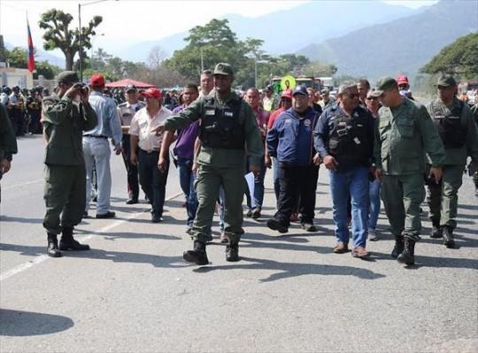 18 mil funcionarios desplegados en Carnavales Seguros