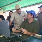 Estado Mayor Regional supervisó proceso  de emisión del Carnet de la Patria