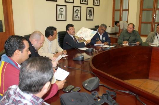 Reforzaremos seguridad de la Universidad de Carabobo