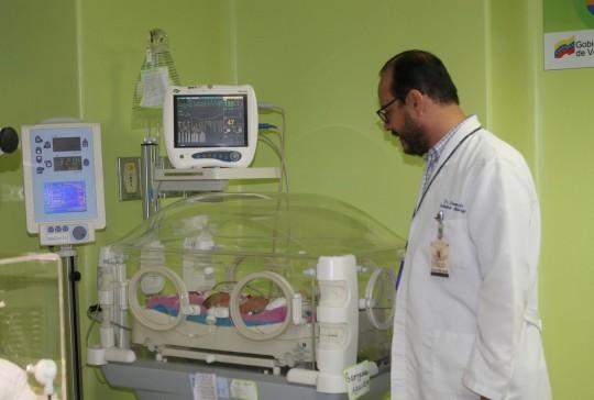 En la Maternidad Hugo Chávez ofrecemos atención con tecnología avanzada