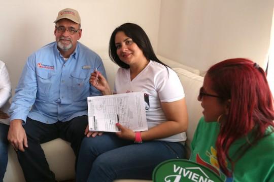 Hemos entregado en Carabobo más de 92 mil viviendas con GMVV