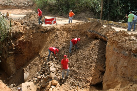 Habitantes de Canoabo agraden respuesta inmediata a su llamado