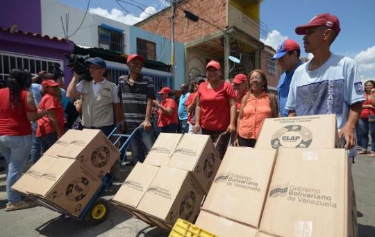 Con CLAP Poder Popular garantiza Justa distribución de alimentos