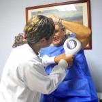 Más de mil pacientes hemos atendidos  en Dermatología de la Chet