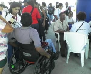 A través de Insalud impulsamos acciones para mejorar  atención a personas con discapacidad