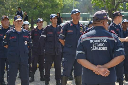Desplegado en Carabobo Operativo  Semana Santa Segura 2017