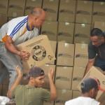 Beneficiamos más de 5 mil familias  en Libertador con cajas CLAP