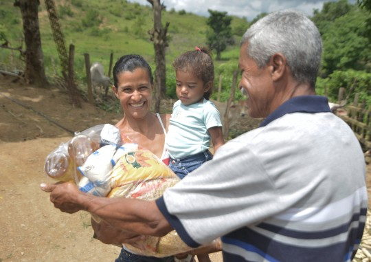 "Gobierno Bolivariano llevó CLAP a Parroquia Agrícola ""Negro Primero"""