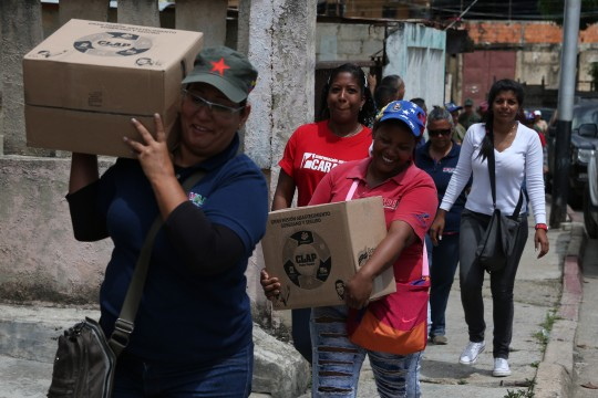 CLAP Carabobo benefició 80 mil familias