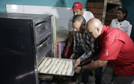 """Activado primer """"CLAP Panadero""""en Francisco de Miranda"""